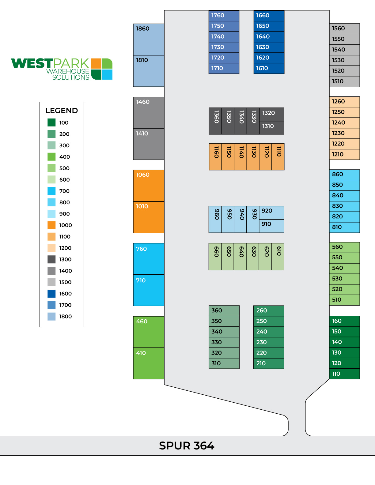 WestPark Warehouse Solutions - Units